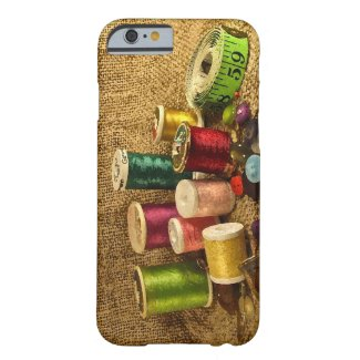 Sewing Supplies iPhone 6 Case