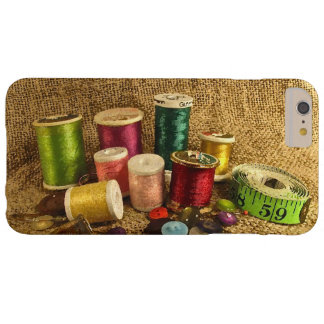Sewing Supplies iPhone 6 Plus Case