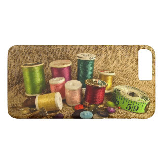 Sewing Supplies iPhone 7 Plus Case