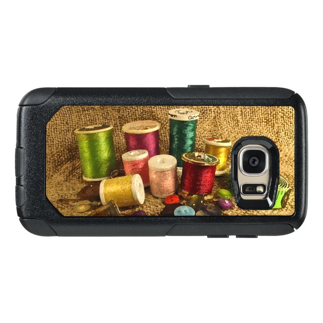 Sewing Supplies OtterBox Galaxy S7 Case
