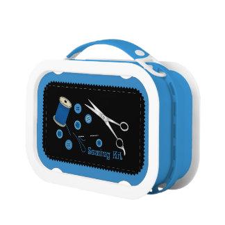 Sewing Supplies Storage Box Lunch Box