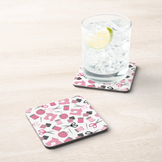Sewing Themed Cork Coasters