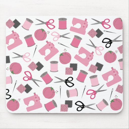 Sewing Themed Mousepad
