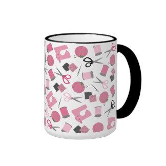 Sewing Themed Mug