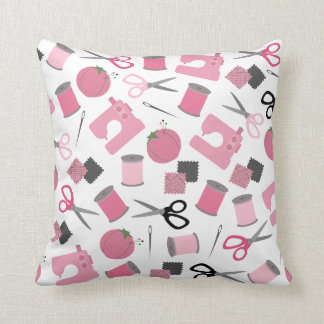 Sewing Themed Pillow