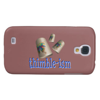 Sewing Thimble-ism Galaxy S4 Cases