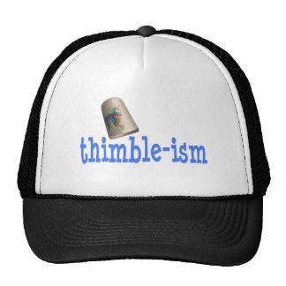 Sewing Thimble-ism Mesh Hats