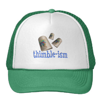 Sewing Thimble-ism Hat