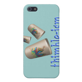 Sewing Thimble-ism iPhone 5 Cover