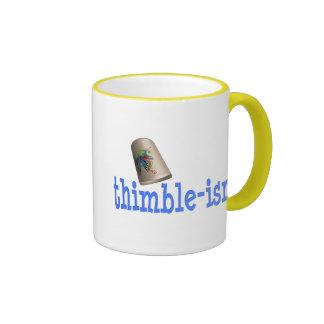 Sewing Thimble-ism Mug