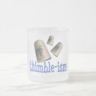 Sewing Thimble-ism Coffee Mugs