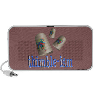 Sewing Thimble-ism Mp3 Speaker