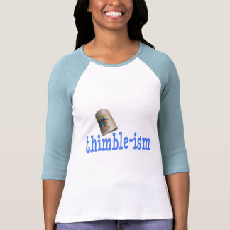 Sewing Thimble-ism T-shirts