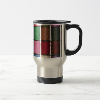 Sewing Thread Travel Mug