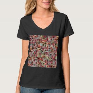 sewn2 Gils Vneck Tee Shirt