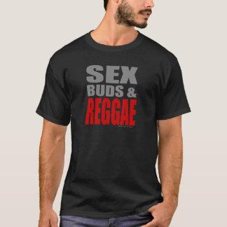 SexBuds & REGGAE T-Shirt