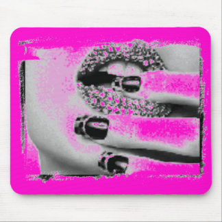 sexi lips (2) mouse pad