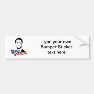 SEXT MACHINE CAR BUMPER STICKER