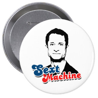 SEXT MACHINE PINBACK BUTTON