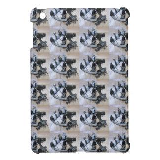 Sextant Pattern iPad Mini Cases