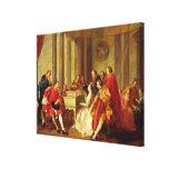 Sextet, 1768 impresiones en lienzo estiradas