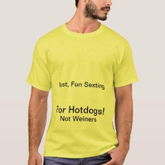 Sexting tee Shirt