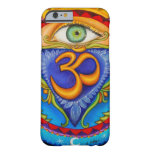 Sexto chakra, tercer ojo funda de iPhone 6 barely there