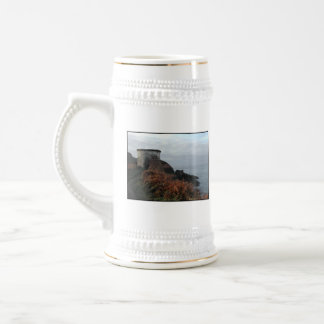 Sexton Burrow Lookout Tower. England 18 Oz Beer Stein