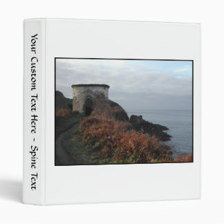 Sexton Burrow Lookout Tower. England 3 Ring Binder