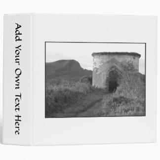 Sexton Burrow Lookout Tower. England Binder