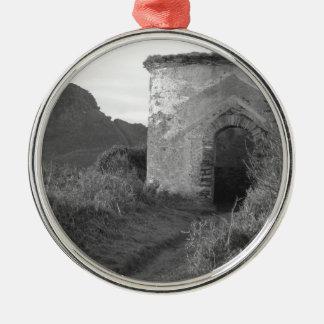 Sexton Burrow Lookout Tower. England Christmas Tree Ornament