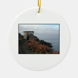 Sexton Burrow Lookout Tower. England Ornament