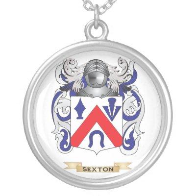sexton family crest. Sexton Coat of Arms (Family