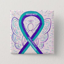 Sexual Assault & Domestic Violence Awareness Pins