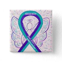 Sexual Assault & Domestic Violence Awareness Pins