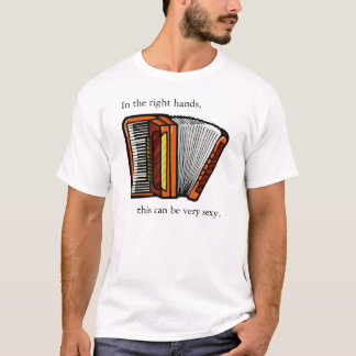 Sexy Accordion T-Shirt