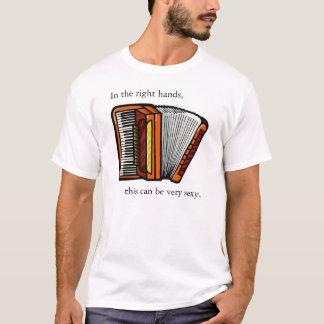 Sexy Accordion T-Shirt