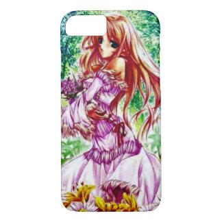 Sexy Anime Girl iPhone 7 Case