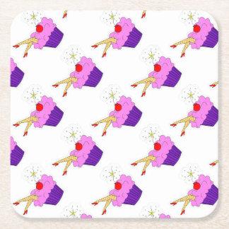 Sexy Cupcake Coaster