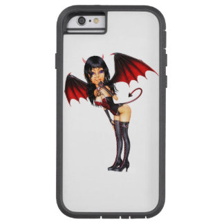 Sexy Devil Girl Tough Xtreme iPhone 6 Case