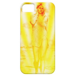 Sexy Girl in the Sea iPhone SE/5/5s Case