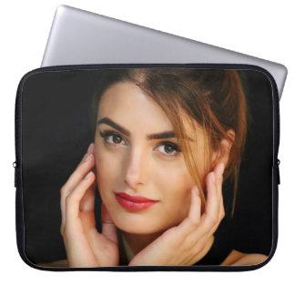 Sexy Girl Neoprene Laptop Sleeve 15 inch