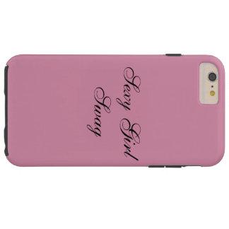 Sexy Girl Swag Tough iPhone 6 Plus Case