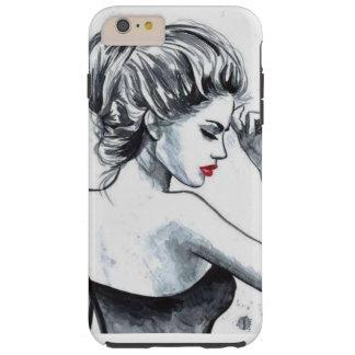 Sexy Girl Tough iPhone 6 Plus Case