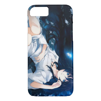 Sexy Japanese Anime Maiden iPhone 7 Case
