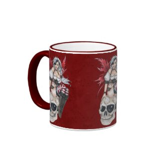 Sexy Pirate Fairy Mug mug