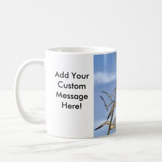 Sexy Sailor with Customizable Message by Al Rio mug