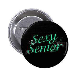 Sexy Senior Buttons