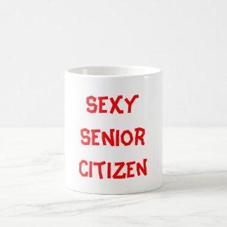 SEXY Senior Citizen Coffee Mug