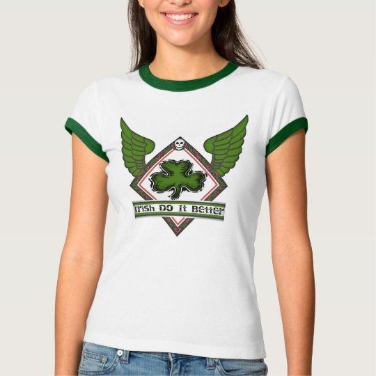 Sexy St. Patrick's Day Irish T-shirts